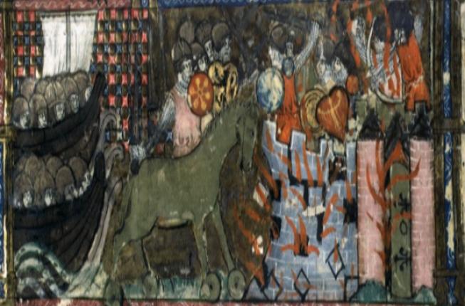 Collegamento a La traduzione dei testi medievali